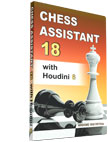 Chess Assistant 18 with Houdini 6 Upgrade [DVD]