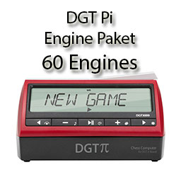 DGT Pi Engine Paket - 60 Engines